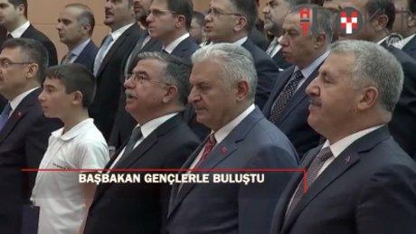 Başbakan Yıldırım: ''Gençlerimiz bu destansı mücadelenin kahramanlarıdır''