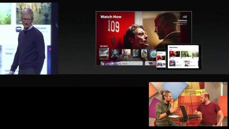 Apple, tvOS 11'in yeniliklerini tanıttı