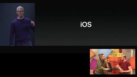 Apple, IOS 11 ile gelecek olan yenilikleri tanıttı