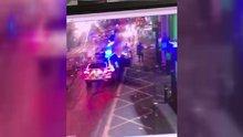 İngiliz polisinin Londra saldırganlarını vurduğu görüntüler ortaya çıktı