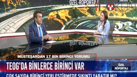 """MEB Müsteşarı: """"TEOG'daki 17 bin birinci şaşırtıcı değil"""""""