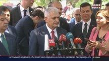 Başbakan Yıldırım'dan 'Irak referandumu' açıklaması: Sorumsuzca verilmiş bir karar