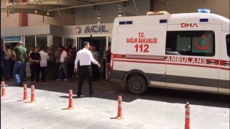 Batman'da Jandarma karakoluna bombalı araçla saldırı