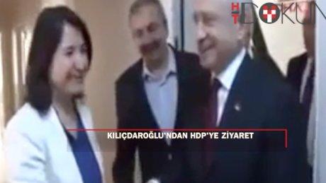 Kılıçdaroğlu, HDP Genel Merkezi'ni ziyaret etti