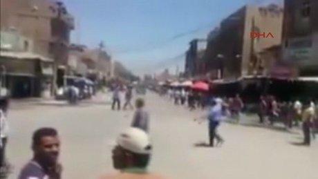 Irak'ın Kerbela kentindeki saldırıyı DAEŞ üstlendi