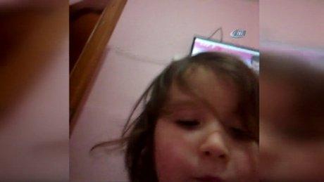 Feci kazada ölen minik Elif'in görüntüleri ortaya çıktı