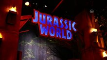 """Jurassic World"" filmi Chicago'da hayat buldu"