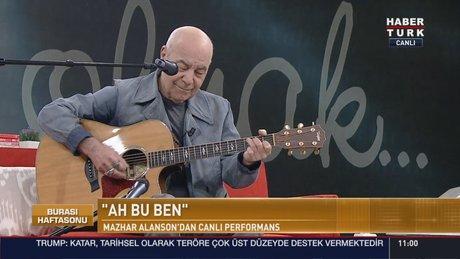 Mazhar Alanson- Ah bu ben
