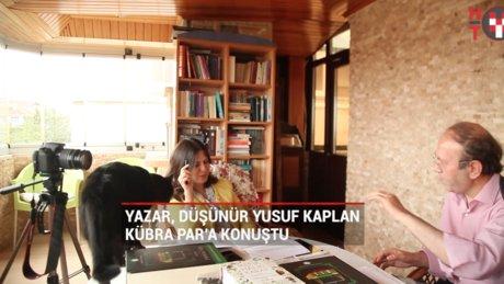 Yusuf Kaplan Kübra Par'a konuştu