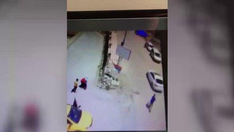 Aybüke öğretmenin şehit olduğu saldırının görüntüleri ortaya çıktı