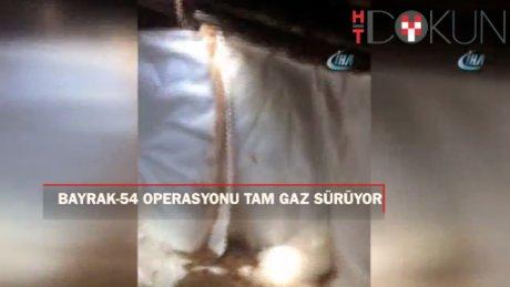 Diyarbakır'da 'Bayrak 54' operasyonu sürüyor
