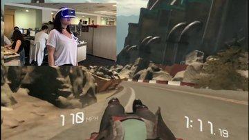 Haberturk.com ekibi PlayStation VR'ı denedi