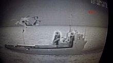 Süveyş Kanalı açıklarında düzenlenen 'Şehit Alper Al' Operasyonu'nun nefes kesen görüntüleri