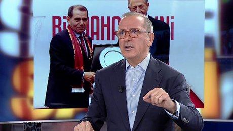 """Fatih Altaylı,""""Galatasaray Adası'nın cami yapılması fizik olarak mümkün değil"""" (2.BÖLÜM)"""
