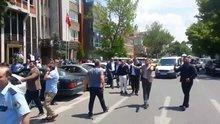 Ankara Umum Otomobilciler ve Şoförler Esnaf Odasında kavga