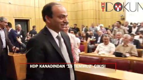 """Baydemir:""""15 Temmuz'da AKP'nin tüm kurmayları..."""""""