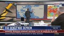 """Celal Şengör,""""Ege'deki fayların hepsi 7'lik deprem üretebilir"""" (2.Bölüm)"""