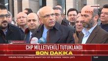 CHP milletvekili Enis Berberoğlu hakkında tutuklama kararı!