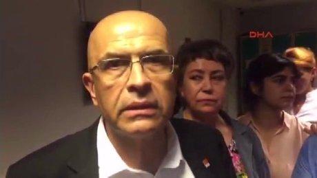 CHP Milletvekili Enis Berberoğlu tutuklama sonrası konuştu