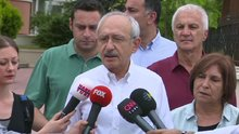 Yürüyüş öncesi Kılıçdaroğlu'ndan ilk açıklama