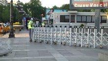 Ankara Güvenpark'ta güvenlik önlemleri