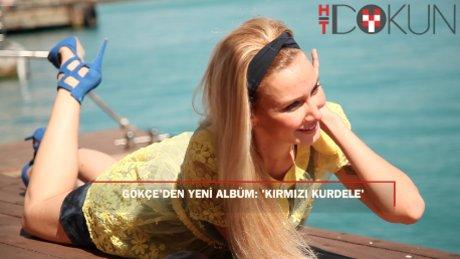 Gökçe'den yeni albüm: 'Kırmızı Kurdele'