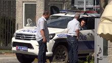 ABD İstanbul Konsolosluğu yaakınında hareketli dakikalar