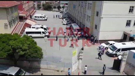 İstanbul Sultangazi'de silahlı çatışma