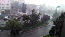 İstanbul'a yağmur sürprizi