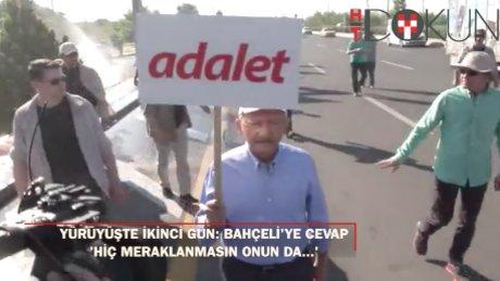"""Kılıçdaroğlu: """"Bahçeli hiç meraklanmasın, onun da..."""""""