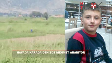 İzmir kayıp Mehmet için seferber