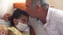 Koruyucu aile olduğu kızına böbreğini veren babaya büyük onur