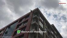 İstanbul Esenyurt'ta intihar girişimi
