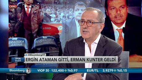"""""""Ergin Ataman sapına kadar Galatasaraylıydı ama mektepli değildi"""""""