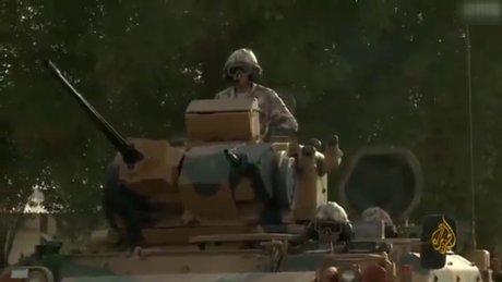 Türk askeri Katar'a vardı