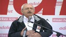 Kılıçdaroğlu, Çamlıdere yol ayrımında CHP TBMM Grup Toplantısı'nda konuştu