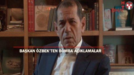 Dursun Özbek: 'Galatasaray Başkanlığı çok büyük bir gurur vesilesi'