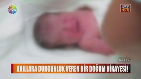 Doğum raporuna erkek yazıldı, aileye kız bebek teslim etmek istediler