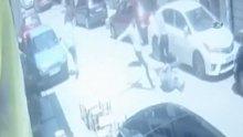 Bursa'da şehrin en işlek caddesinde yaşanan silahlı kavga