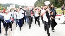 CHP'nin 'Adalet Yürüyüşü'nde 7. gün