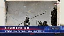 Türkiye'nin ilk cambazlarından Şahin Kaypan