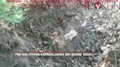 PKK'nın finans kaynağına bir darbe daha