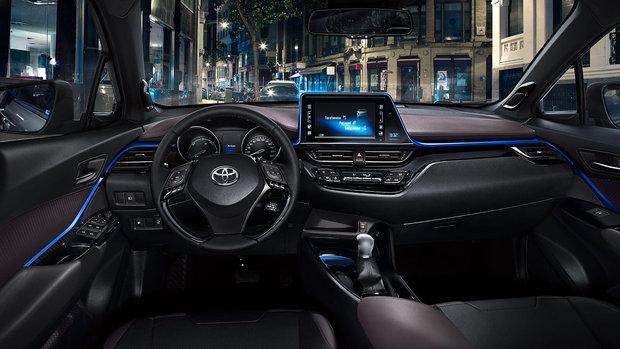 Toyota C Hr Hybrid Test Sürüşü Ve özellikleri