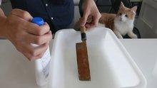 Paslı bıçak parlatma tekniği