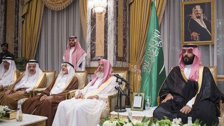 Suudi Arabistan'ın 31 yaşındaki yeni veliaht prensi Muhammed bin Selman