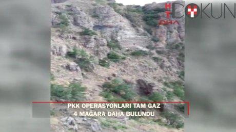 Bir haftada 53 PKK'lı etkisiz hale getirildi