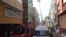 Rehin alınan İranlı aile, kurtulmak için evi yaktı