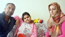 Bingöl'de tekerlekli sandalyesi çalınan Ezgi'ye bayram hediyesi