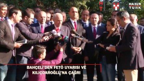Bahçeli'den bayram mesajı: 'Kılıçdaroğlu'na düşünmesini...'
