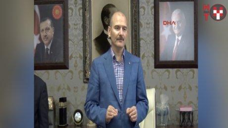 """""""Türk bayrağının en anlamlı dalgalandığı yer İkiyaka."""""""